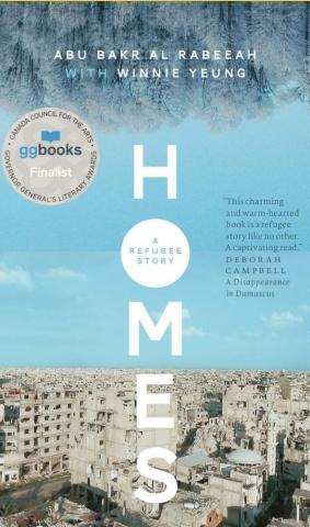 Homes: A Refugee Story by Abu Bakr Al-Rabeeah and Winnie Yeung